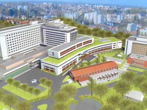 Hôpital départemental de la Roche-sur-Yon (85)